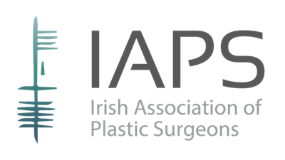 Irish Association of Plastic Surgeons Retina Logo